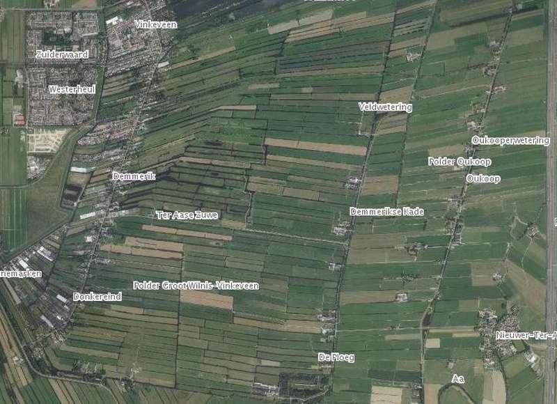 Vinkeveen - Bestemmingsplan ecologische verbindingszone