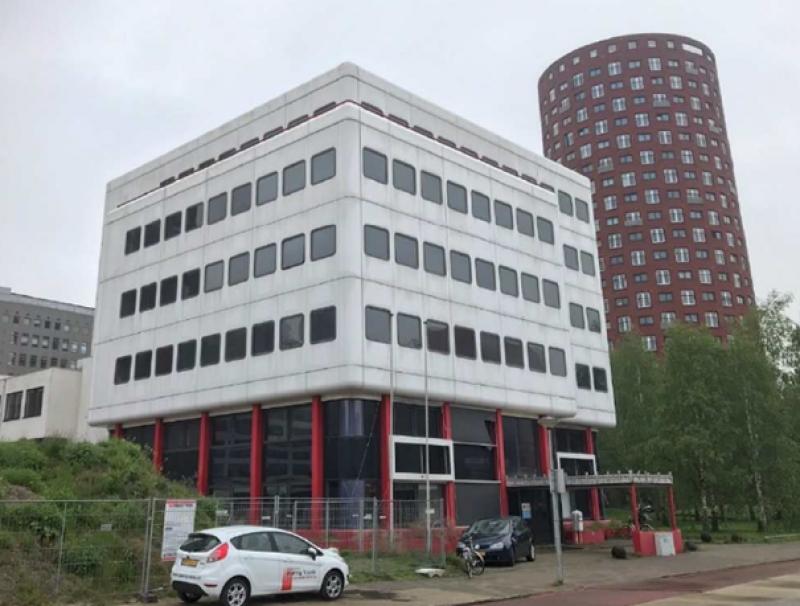 Den Haag - Ruimtelijke onderbouwing studentencomplex