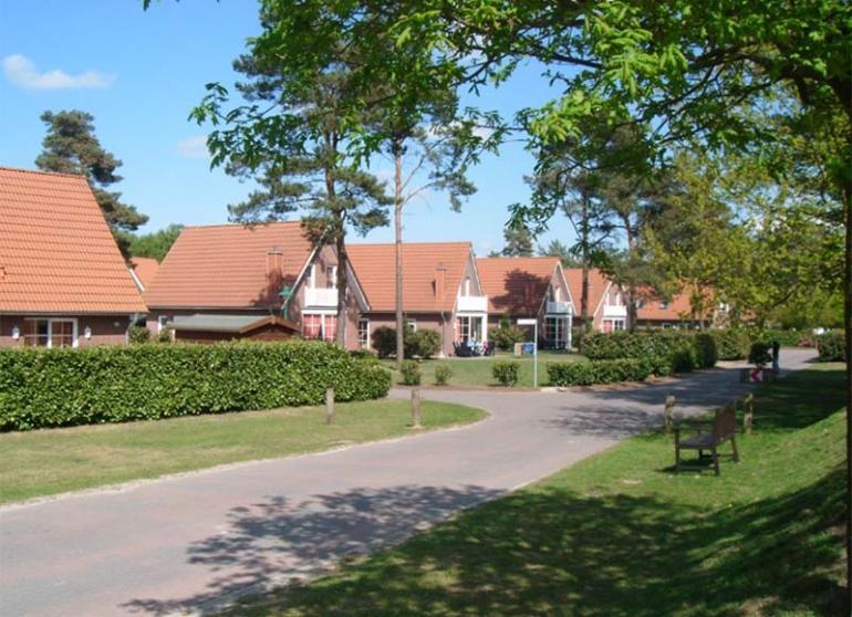 Natuurcompensatie en bungalowpark