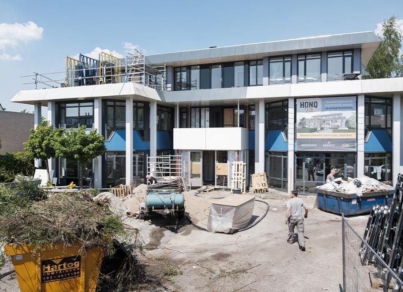 Leusden - Ruimtelijke onder- bouwing kantoortransformatie