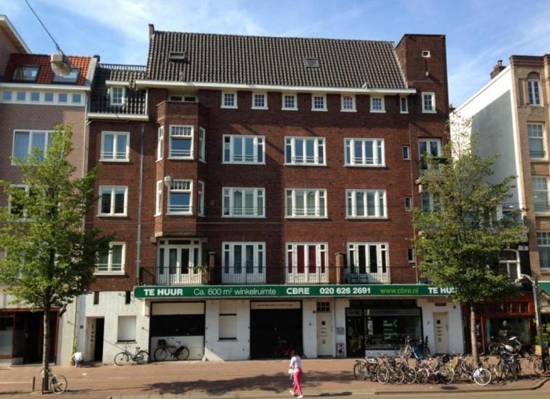 Ruimtelijke onderbouwing drie ruime patiowoningen in Amsterdam