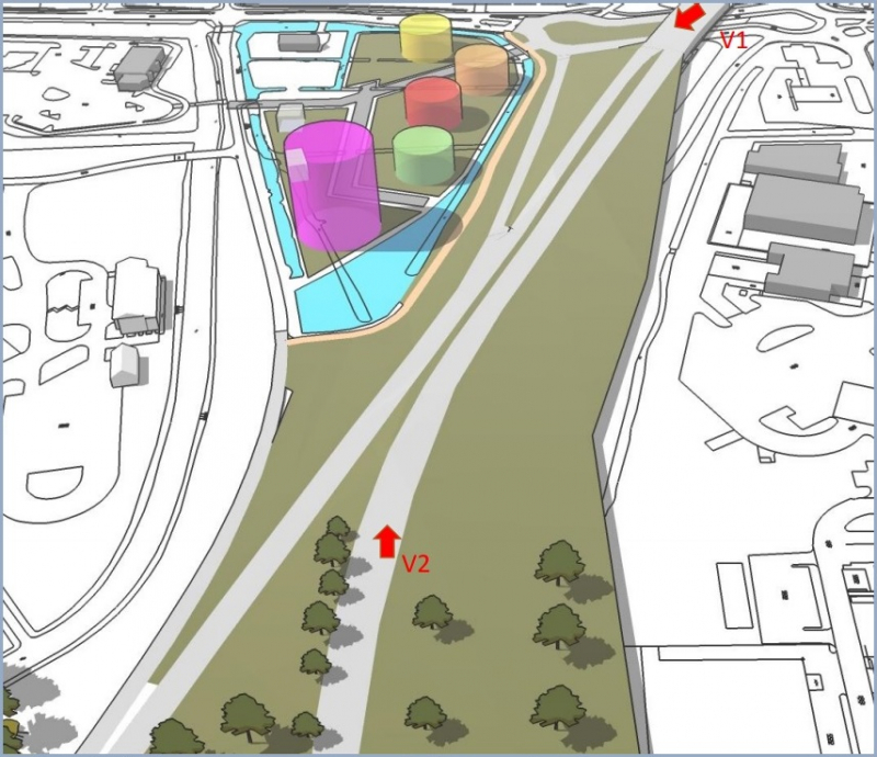 Bodegraven Nespad - Beeldkwaliteitsplan A12