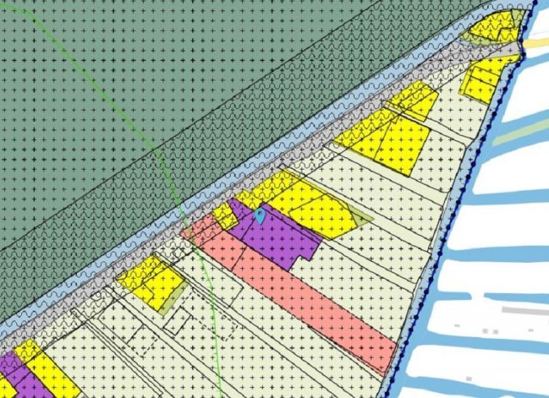 Ruimtelijke onderbouwing voor een autobedrijf in Vinkeveen