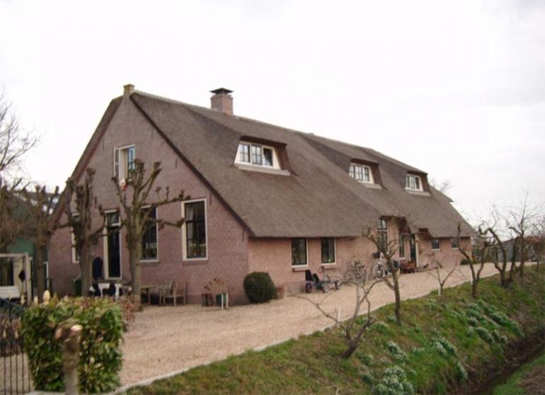 Rieten daken in Bouwbesluit 2012